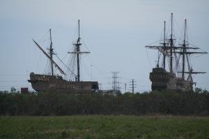 Cape Town Film Studios erbjuder piratkryssningsbåtar på torra land